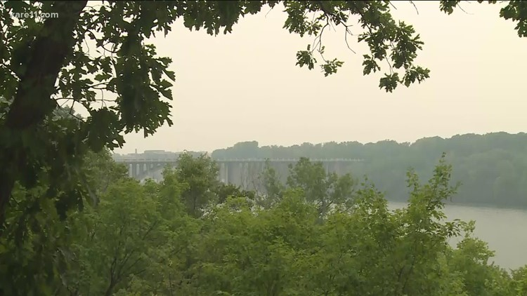 Outdoor businesses affected by air quality concerns, lingering drought conditions and heat