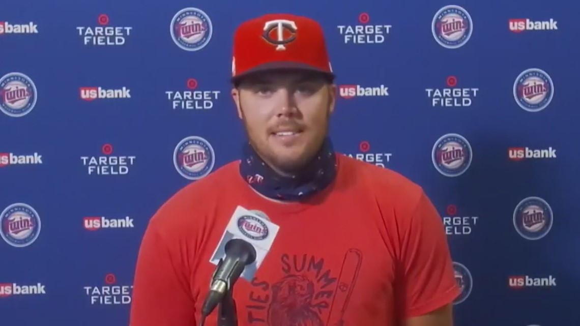 Thielbar pitches for Twins for first time in five years