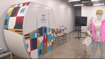 Mpls. company adds 'lactation pod' for moms who need a space to pump