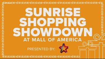 The Sunrise Shopping Showdown returns