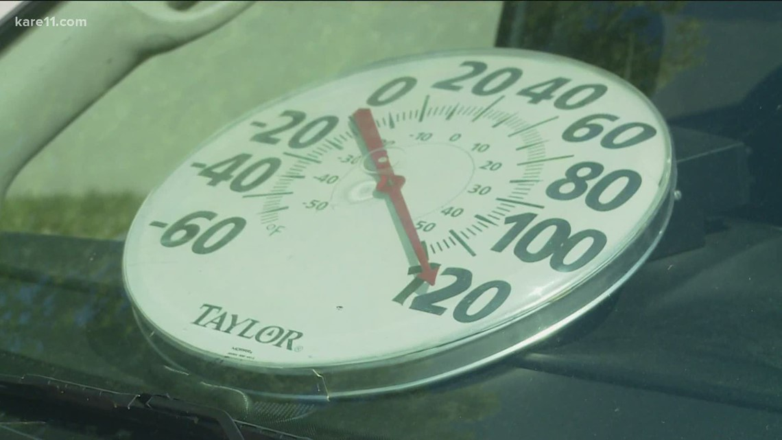 Experts warn against leaving children in hot cars