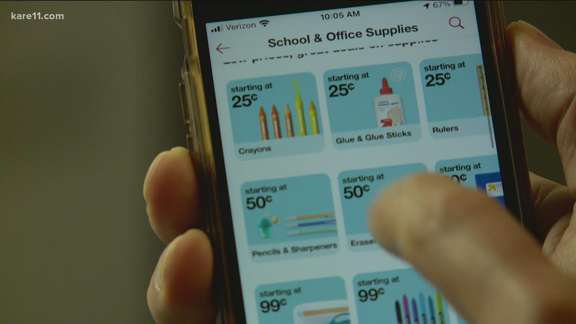 Saving money on back to school for the thrifty shopper