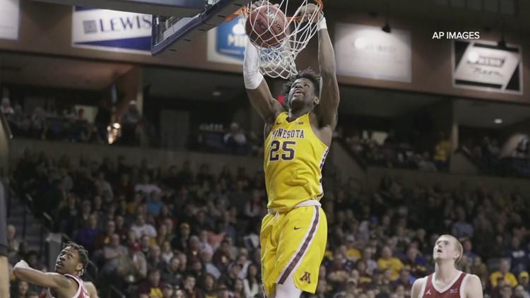 Oturu bets on himself as he makes jump to NBA Draft