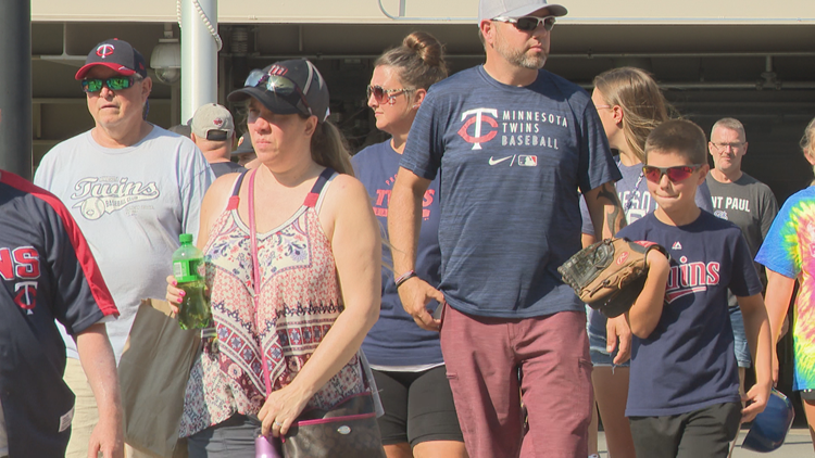As Target Field returns to full capacity, fans embrace summer tradition