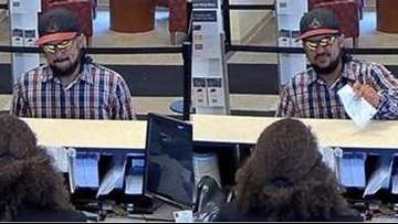 Mpls. police need help identifying bank robbery suspect