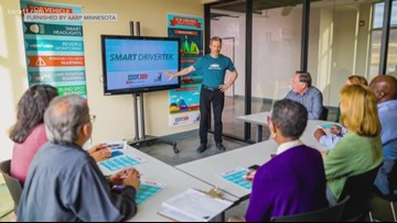AARP Minnesota Smart Driver Program boosts seniors' confidence and skills
