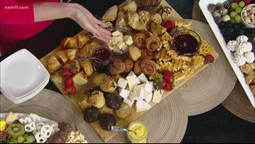 The art of grazing boards and how they differ from cheese boards