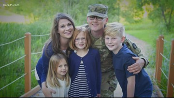'Empathy is more important than sympathy': MN military family on how to show support