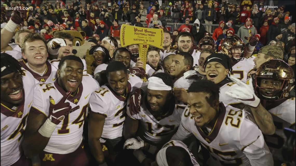 Gophers, Badgers alumni talk about cancellation of annual rivalry game