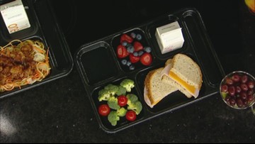 "Minnesota celebrates ""National School Lunch Week"" October 14-18"