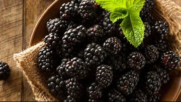 Officials: Multi-state hepatitis A cases traced to blackberries