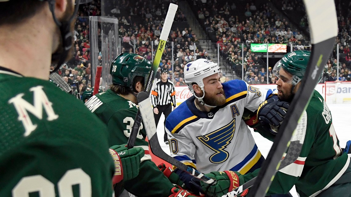 Wild outclassed by Blues 4-1, trade deadline brings serious questions