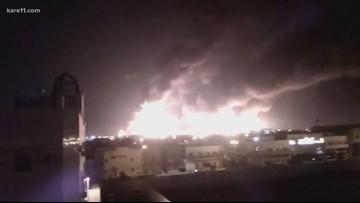 Digital Dive: Drone attack at Saudi oil production facility
