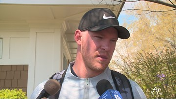 Kyle Rudolph on current situtation with the Vikings