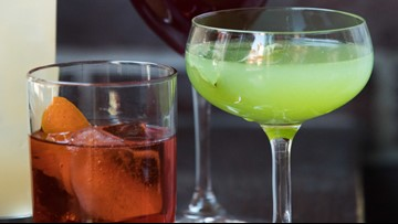 New trends in cocktails from Red Cow's mixologist