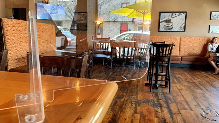 Restaurants, customers respond to Walz's reopening plan