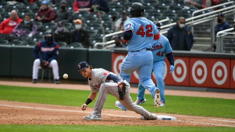 Streak breaker: Kepler single in 9th, Twins edge Red Sox
