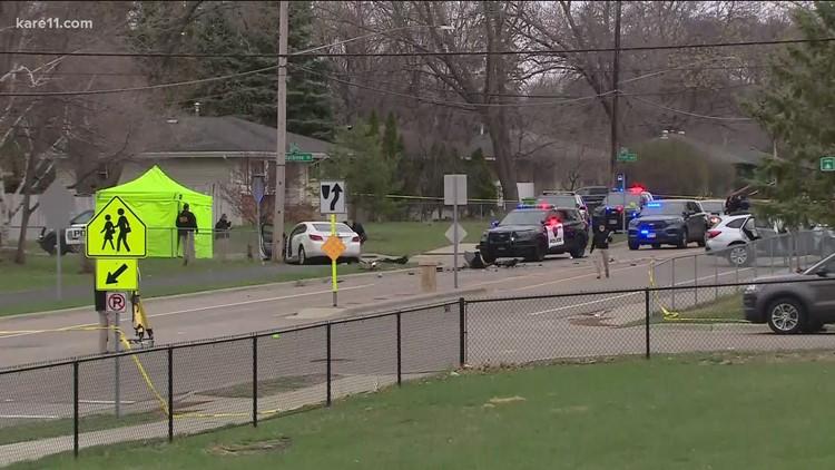 Police shoot, kill man after traffic stop
