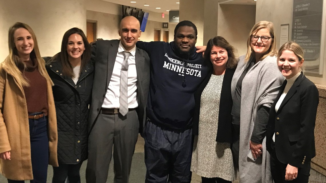 'They didn't let me be great': Wrongfully convicted Minneapolis man spent nearly 6 years behind bars
