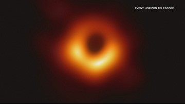 Sven Explains: First black hole photo