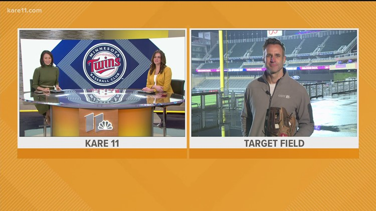 Twins showcase safety features ahead of Home Opener