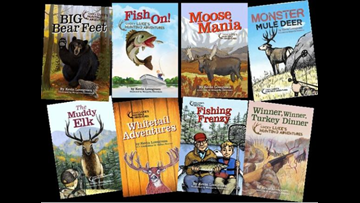 Local author pens hunting adventure series for youth