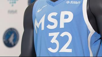 Timberwolves unveil 2019-20 'Cities' Edition jerseys