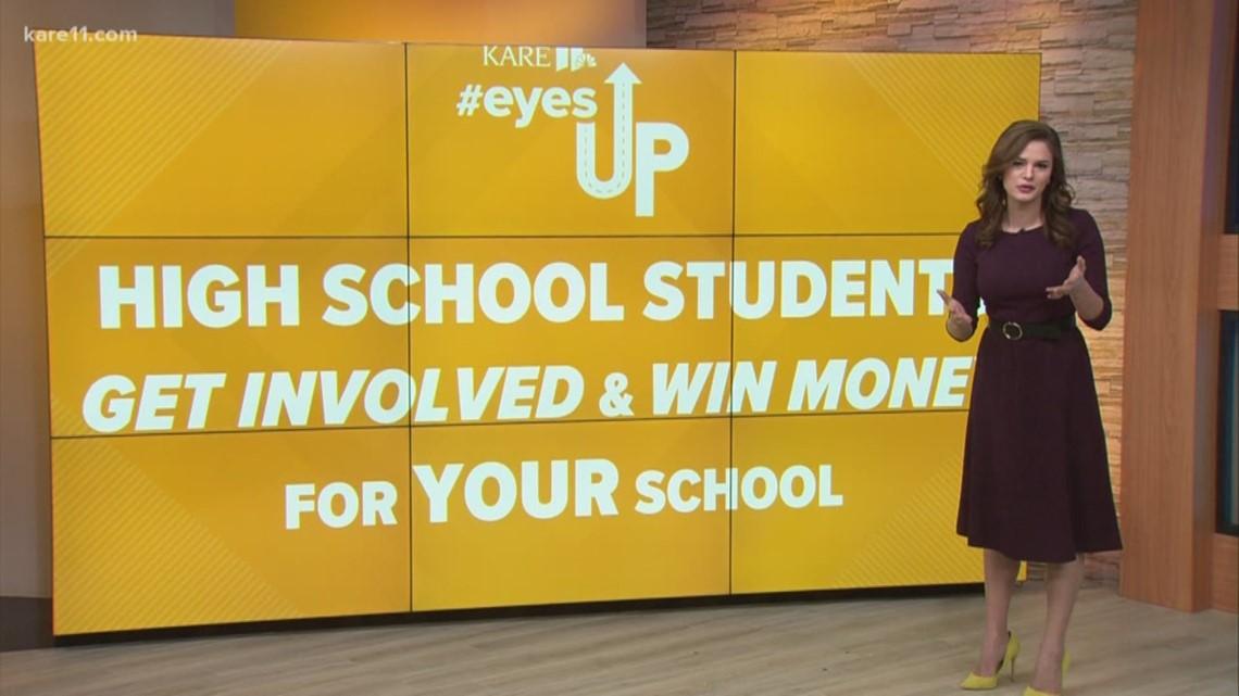 #eyesUP High School PSA Challenge 2020