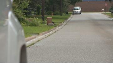 Plymouth police investigate burglary spree