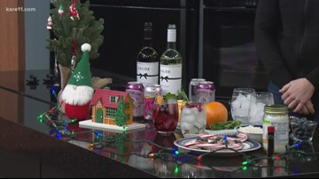Healthy recipe ideas for holiday entertaining