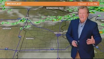 Midday weather 6-14-2019