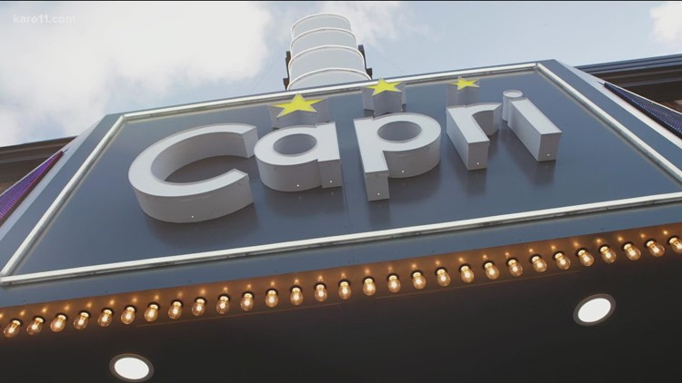 'Beacon on the curve of Broadway': Capri Theater to make roaring return after remodel