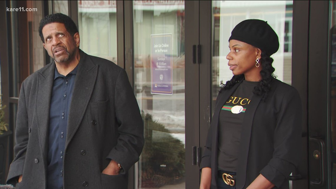 North Minneapolis community members prepare ahead of Chauvin trial