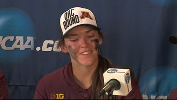 Gophers heading to the College World Series