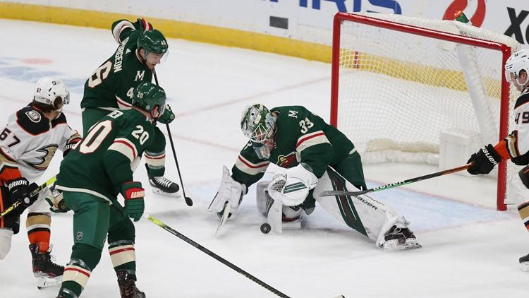 Suter, Bjugstad score as Wild beat Ducks, extend home winning streak to 9