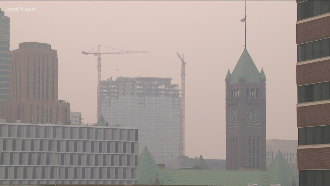 Will we see more smoky skies in the future?