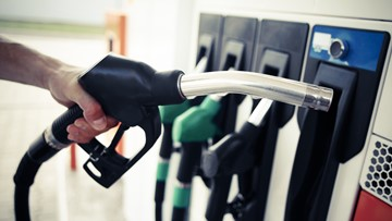 Gas prices climb, up 14.5 cents in past week