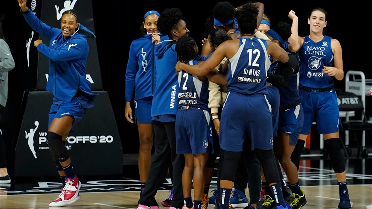 Minnesota Lynx playoff game against Storm postponed