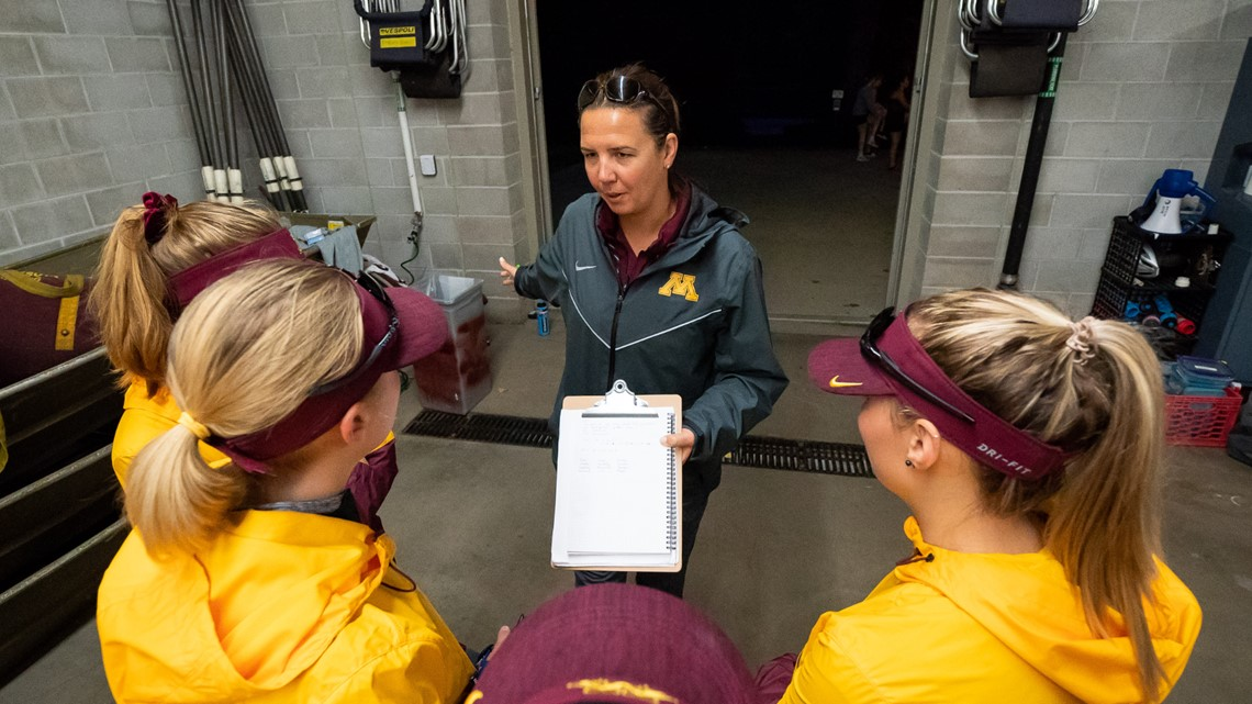 Gophers rowing team back after one-year hiatus