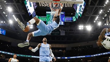 Wolves rally comes up short in road loss to Bucks