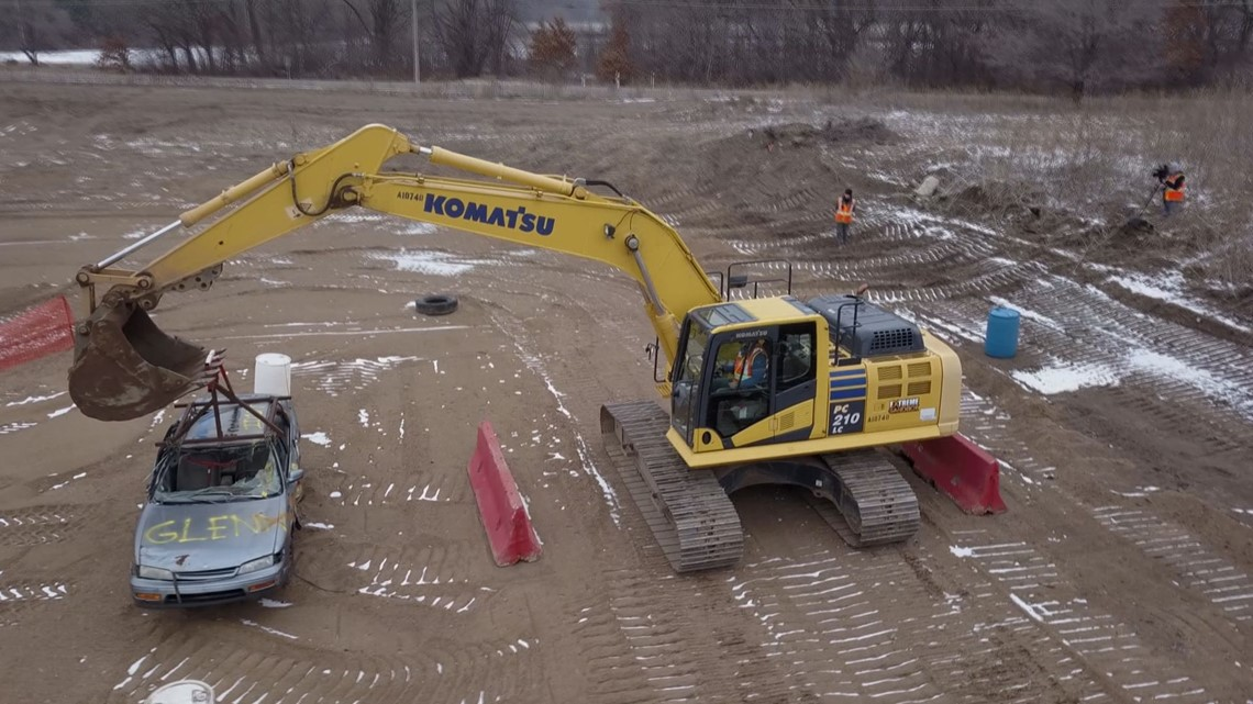 Hastings' Extreme Sandbox gives chance to operate heavy machinery