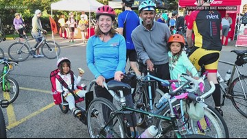 SANDWICH GENERATION:   Bicyclists of all ages to peddle in Saint Paul Classic Bike Tour