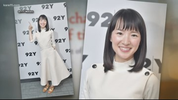 'Tidying up with Marie Kondo': Why can't we let go?