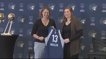 Lynx to retire Whalen's jersey in June