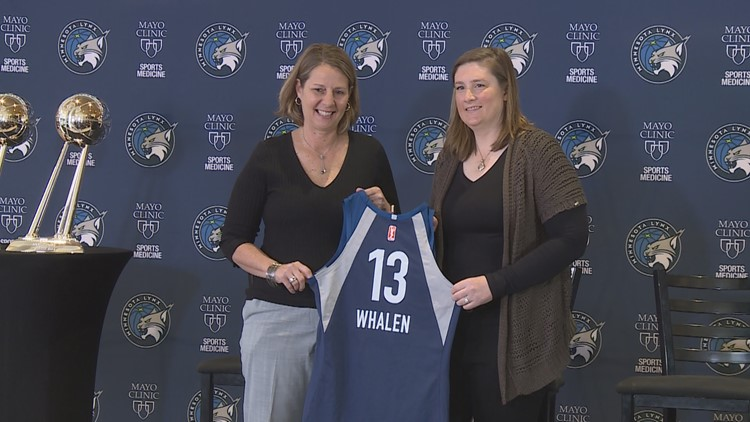 Lynx to retire Whalen's jersey in June