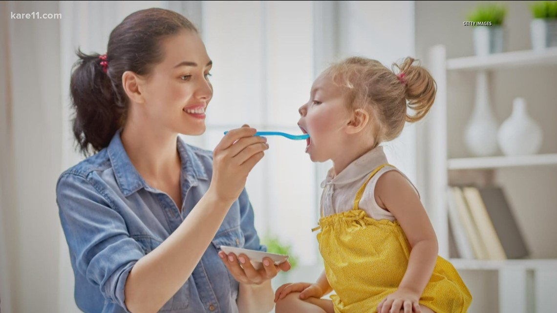 New dietary guidelines for kids under two. Are they doable?