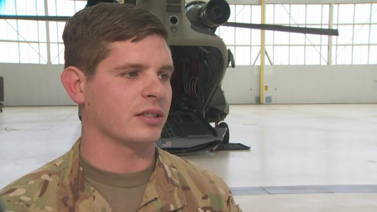 MN National Guard shares grieving process