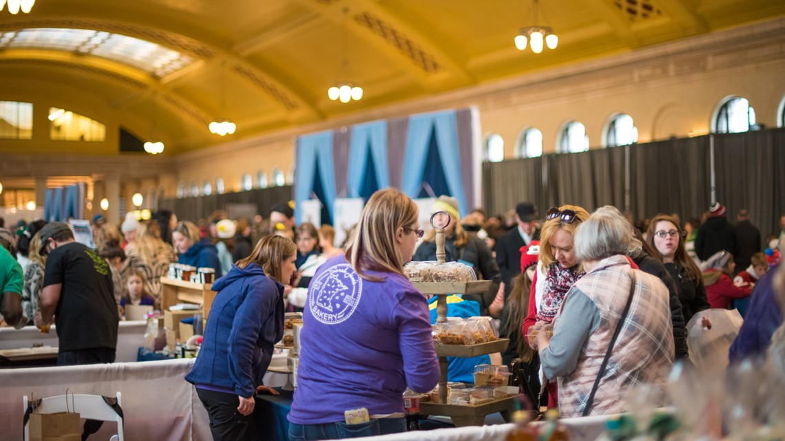 Sweeten the season with Union Depot's Holiday Bake Sale