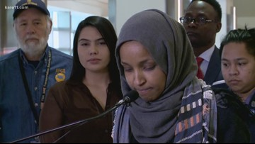 Man pleads guilty to threatening to kill Rep. Omar