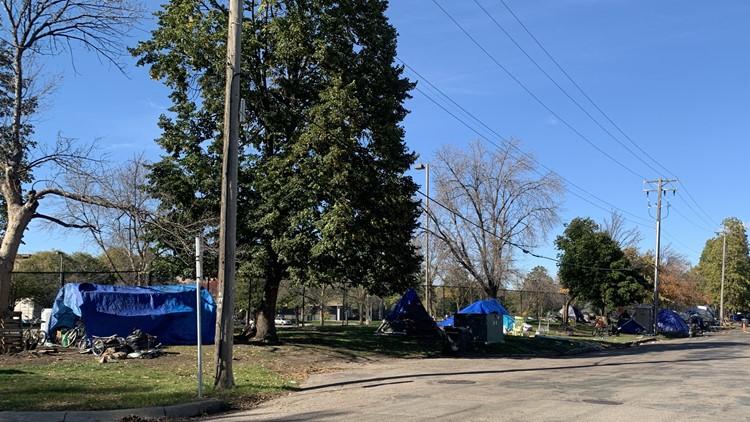 Companies sue Minneapolis, Hennepin County over homeless encampment